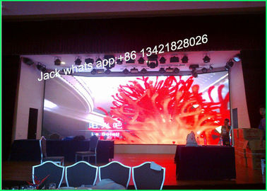 SMD3528 Indoor Front Maintenance Led Display Billboard Advertising High Refresh Rate P6