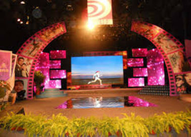 চীন Outdoor Large Screen LED TV Billboard , Advertising Led Display Board High Reliability পরিবেশক
