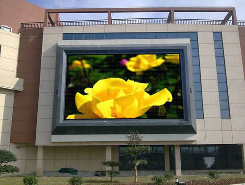 Thin Stable Smd Led Screen Video Wall Pixel Pitch 6mm High Refresh Rate