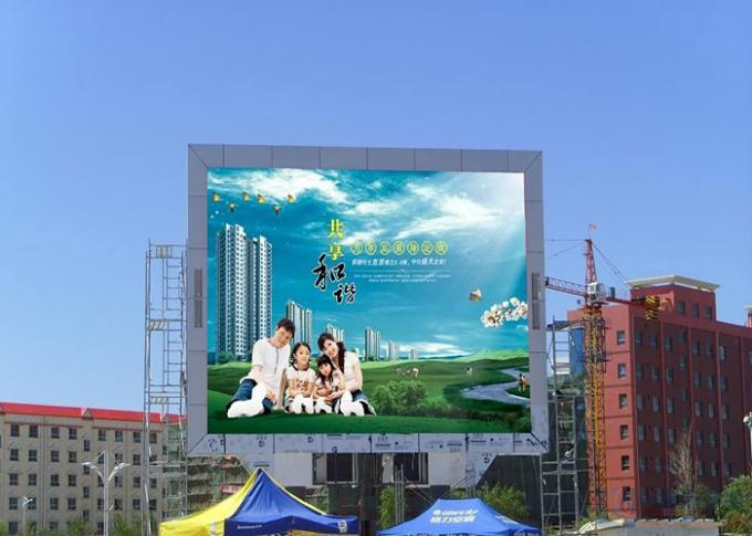 Fhd Smd Rgb Led Display Board / Large Led Screen 100000 Hours Life Time